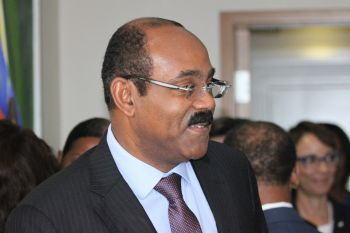 Prime Minister of Antigua and Barbuda, Mr Gaston A. Browne said there will be a meeting of all shareholders shortly to discuss collapsing LIAT and that a new entity will be formed. Photo: Caricom