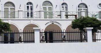 Virgin Islands House of Assembly: The 2020 Legislative Agenda and 2020 Budget Deliverables are well on track, according to Premier and Minister of Finance, Hon Andrew A. Fahie (R1). Photo: VINO/File