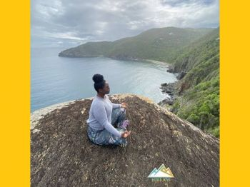 Company owner Jamal S. Graham said the mission of the company was to make Tortola the hotspot for sight-seeing and for people to appreciate the beauty of the islands, in the same way, Virgin Gorda, Anegada and Jost Van Dyke are appreciated. Photo: Provided