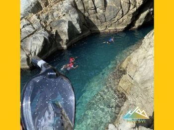 Launched in June 2020, Hike BVI is an adventure events company and guided tour agency that specializes in creative outdoor experiences especially on Tortola. Photo: Provided