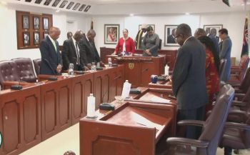 Commentator Claude O. Skelton-Cline in turning his attention to a recent sitting in the Virgin Islands House of Assembly (HoA) said that at the Tuesday, November 19, 2019, session, two prayers during the opening of the house was in support of the Queen. Photo: VINO/File