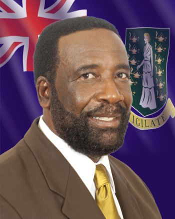 The NDP government is not carrying out the wishes of the people after two years in office, said Member for the Second District Honourable J. Alvin Christopher. Photo: GIS