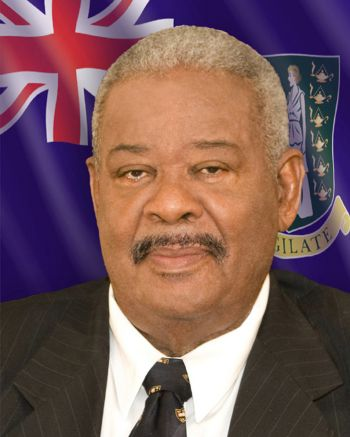 Hon. Ralph T. O'Neal, OBE, former Premier. Photo: Provided