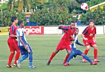 The hosts, the Cayman Islands, really managed to shine during the tournament and will feel unlucky not to have made it to the semi-finals, having missed out by a mere 3 points. Photo: Provided