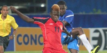 Without a doubt the player who stole the headlines was Cayman Islands' crazy-haired, 14-year-old midfielder Leighton Thomas Jr , who bagged an astonishing 12 goals over the course of the five group games. Photo: Provided