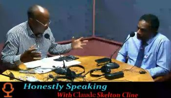 Dr Pickerinig, who was part of the committee for the 2007 constitutional review in the VI expressed his opinions on the Tuesday, May 14, 2019, edition of 'Honestly Speaking' with Claude O. Skelton-Cline when questioned on the topic. Photo: Facebook