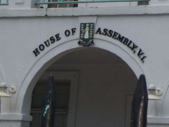 """""""The time has come Madam Speaker for a legal personnel to be contracted or hired and allowed through parameters as to what they can be used for by the Opposition,"""" said Honourable Fahie during a debate on the report of the Standing Orders Committee on December 21, 2015, at the Fifth Sitting of the First Session of the Third House of Assembly. Photo: VINO/File"""