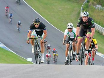 Christopher will be competing in several races in the United States for the 2014 cycling season, including one billed for Wisconsin. Photo: Provided