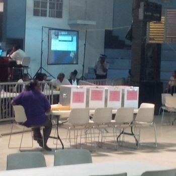 The counting for the Territorial At Large candidates will be done at the Sir Rupert Briercliffe Hall in Road Town. Photo: VINO