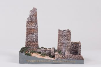 Authentic replicas of ruins and ancient buildings in the territory. Photo: Provided