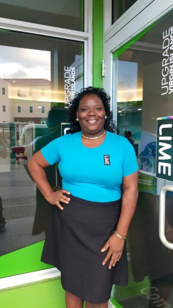 """Prior to this position she worked as a Retail Sales Associate having joined the company back in 2008. """"I would say that it was because of my business aptitude that I was promoted to this new position,"""" she said. Photo: Provided"""