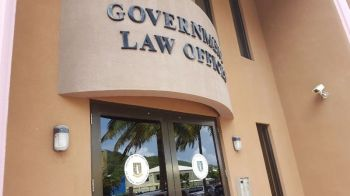Office of the Director of Public Prosecutions (DPP) on Wickham's Cay 1. Photo: VINO