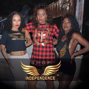 More Independence 21 designs by Kadisha K. Willock. Photo: Provided