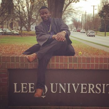 A graduate of Lee University in Cleveland, Tennessee, Jacob E. Edwards holds a bachelor's degree in Psychology. Photo: Provided