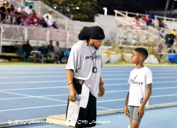 Computer Technician is what he is by trade but an ardent sportsman Coach Redz is for life. Photo: Provided