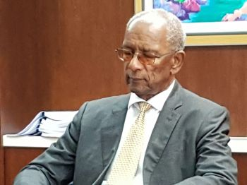 Many persons had complained that they were unable to benefit from the duty free exemption list due to delays in getting monies from insurance companies and banks, prompting Premier and Minister of Finance Dr The Honourable D. Orlando Smith (AL) to further extend the list. Photo: VINO/File