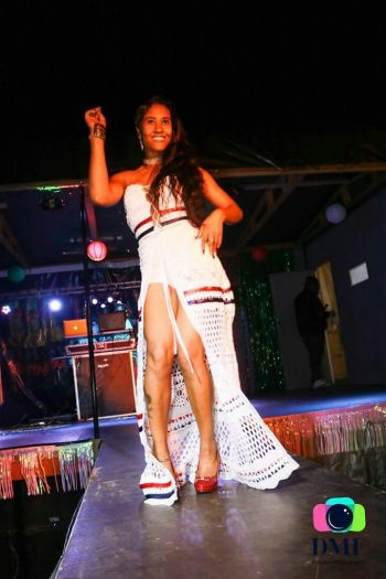 Miss Caribbean Feaster 2017 also had a Dominican Republic contestant. Photo: TWF