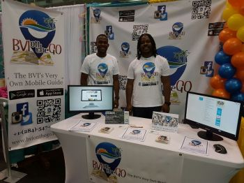 BVI On the Go at the 2017 Buy BVI Trade Export. Photo: VINO