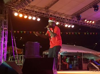 Soca Monarch Eustace
