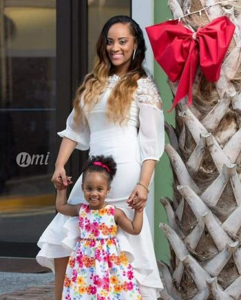 Briana E. Henley's biggest inspiration is her daughter, Milana Baltimore. Photo: Provided