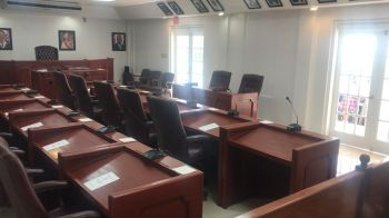 It is the second time in two years that the House of Assembly (HoA) has been refurbished. Photo: Team of Reporters