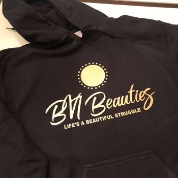 Sample of a BVI Beauties jacket. Photo: Provided