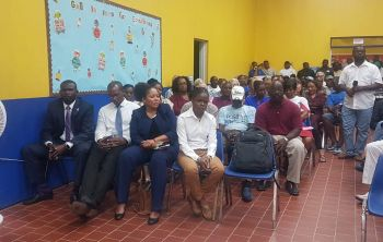 Residents of the Western End of Tortola are being urged to supports government's efforts in getting a design that works and can't be implemented in a timely manner for the West End Ferry Dock. Photo: Team of Reporters