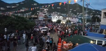 Scenes from the Rise and Shine Tramp in East End, Tortola on August 7, 2019. Photo: VINO