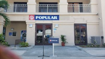 Banking services return to Virgin Gorda from 12:00pm today, November 6, 2019, with the opening of a Banco Popular Branch at Yacht Harbour. Photo: VINO