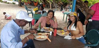 Scenes from Anegada Lobster Festival 2019. Photo: VINO