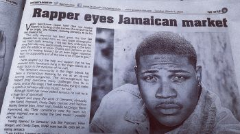 NJAR featured in a news article in Jamaica recently. Photo: Provided