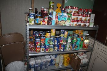 More of the donated supplies. Photo: VINO