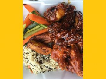 Assorted Hennessy Wings prepared by our Young Professional, Mrs Nardia A. Thomas-Mather. Photo: Provided