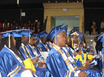 The Elmore Stoutt High School (ESHS) graduating Class of 2017 represented the Territory's first batch of students since the implementation of the controversial 12th Grade. Photo: VINO