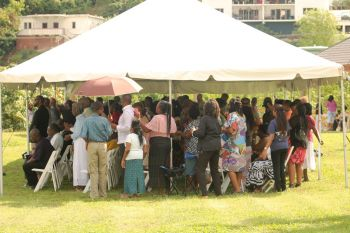 The BVI Christian Council (BVICC) says it would like to bring the people of the Virgin Islands together in a spirit of unity, for a time of prayer, thanksgiving, healing, peace, and comfort. Photo: VINO/File