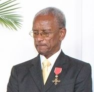 Premier Dr the Honourable D. Orlando Smith, in defending Ms Eileene L. Parsons, has been accused of upholding the 'culture of disrespect' allegedly created by some members of the National Democratic Party. Photo: VINO/File