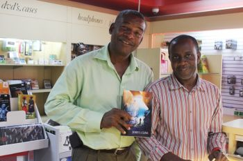 While the book is set for an official launch on Tuesday October 7, 2014 at Maria's by the Sea starting promptly at 5:00pm the high demand come as no surprise to the Virgin Islands new author with in excess of 100 being sold at recent visit to one church in the United States of America (USA) last weekend. Photo: VINO