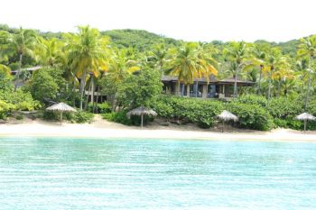 The resort had closed for the first time in its history to facilitate needed renovations, expansions and remodeling and, according to the Managing Director, Mr Edward Linsley, the works are not complete but the resort will be reopening as scheduled. Photo: VINO