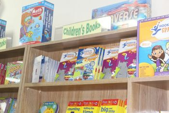 The Managing Director expressed that the crux of the store's business outside of the beginning of the academic school year has been based on sales of stationery and children's books. Photo: VINO