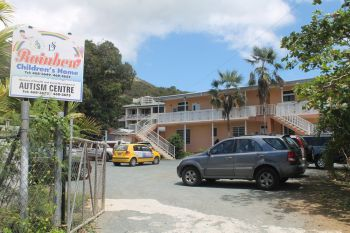 The Rainbow Children's Home is located in Lower Estate. Photo: VINO