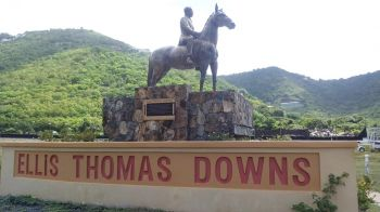 The horse race card scheduled for Ellis Thomas Downs in Sea Cows bay, Tortola on Sunday January 22, 2017 has been postponed to March 12, 2017 due to the lack of horses. Photo: VINO