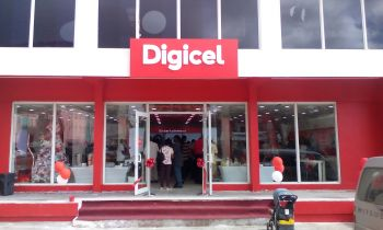 CEO of Digicel, Kevin R. Gordon revealed that there is 100 percent coverage on the islands of Tortola, Anegada and Virgin Gorda, while noting that Jost van Dyke has 95 percent coverage. Photo: VINO
