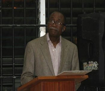 Opposition Member, Honourable Julian Fraser RA (R3) had said the report could not be refuted and was shameful. Photo: VINO