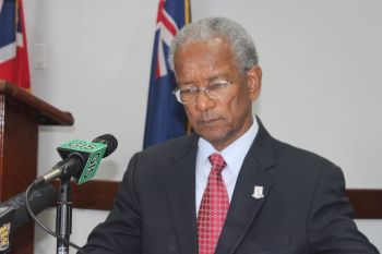Government is looking at all the alternatives that are possible to provide the ferry service that is optimal for the British Virgin Islands, Dr Smith expressed during the press conference held yesterday. Photo: VINO