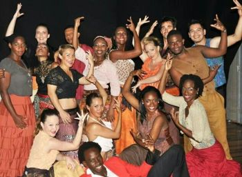 Feliza is also a member of the CADA Players, a dance group that has been popular in the Virgin Islands for several years. Photo: supplied