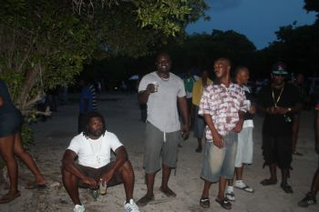 GRATE BVI Music Alliance's Monday October 20, 2014 St. Ursula's national holiday's GO GREEN Family Fun Day Beach Fest event which was held on the Long Bay Beach. Photo: VINO