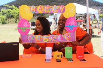 CCT, telecommunication provider at the VG Easter Festival Explosion. Photo: VINO