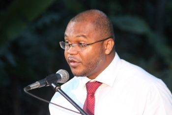 Speaking on behalf of Premier Dr The Honourable D. Orlando Smith, Acting Permanent Secretary in the Premier's Office Brodrick Penn said that selling sun and sand as a part of luxury tourism is simply not enough. He said that various categories of tourists are expecting more and are asking for more than the norm. Photo: VINO