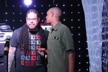 Scenes from Foxy's 5 MKJ memorial weekend concert headlined by Jah Cure. Photo:VINO