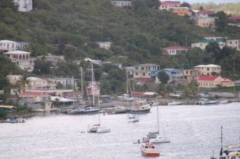 Information just reaching our news desk is that a body has been found in a home in Parham Town, on the eastern end of Tortola, today, September 15, 2020. Photo: VINO/File